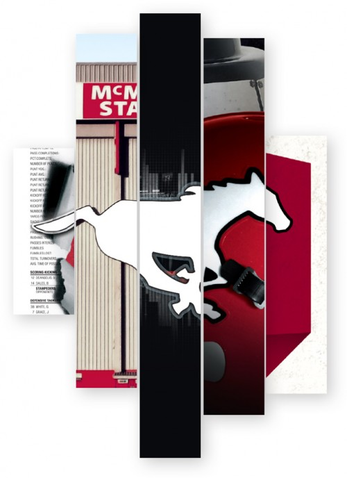 Calgary Stampeders: 5 Years, 5 Seasons