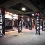 Entrance Pillars
