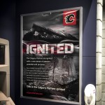 Ignited Poster